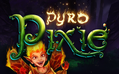 Pyro Pixie out now!