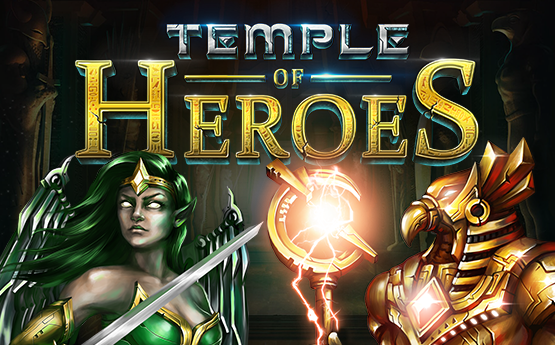 Temple of Heroes out now!