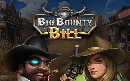 Big Bounty Bill out now!