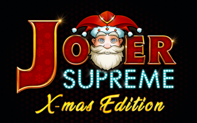 Joker Supreme Xmas Edition out now!