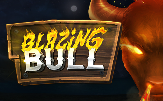 Blazing Bull out now!