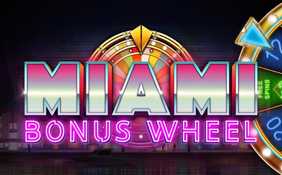 Miami Bonus Wheel out now!