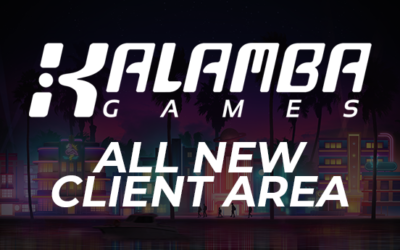 New Kalamba Client Area