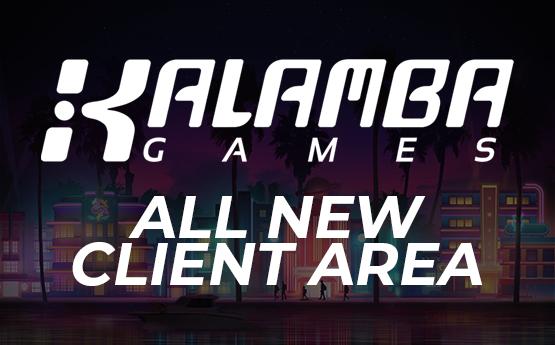New Kalamba Client Area