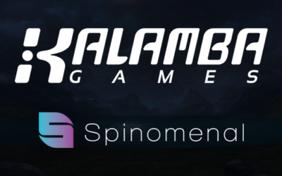 We've integrated with Spinomenal