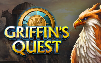 Griffin's Quest out now!