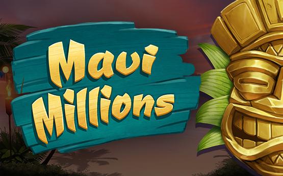 Maui Millions out now!