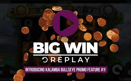 Big Win Replay is live!