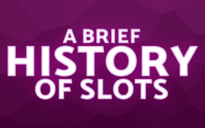 A Brief History of Slots – from Liberty Bell to Joker Lanterns