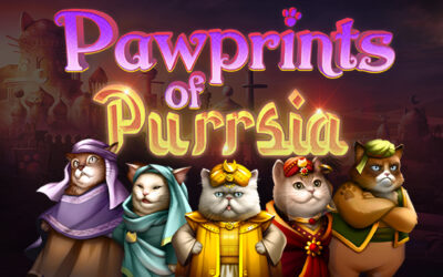 Pawprints of Purrsia out now!