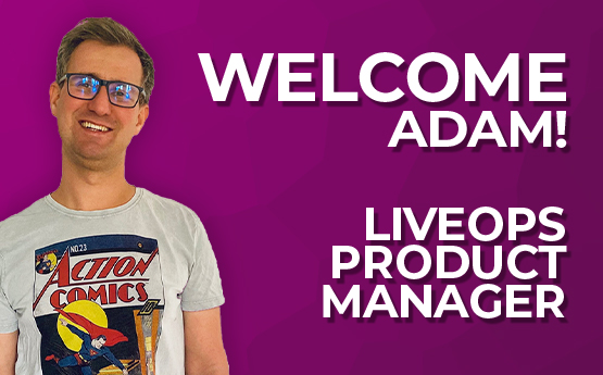 Welcome our new LiveOps Product Manager