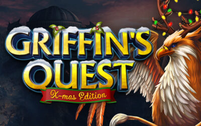 Griffin's Quest Xmas Edition out now!