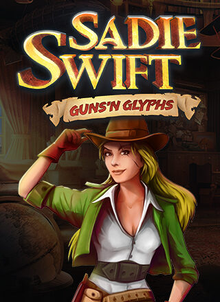 Sadie Swift: Guns'n Glyphs