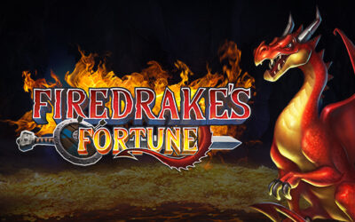 Firedrake's Fortune out now!