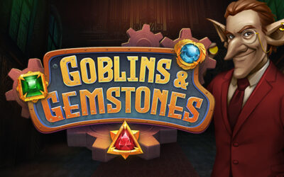 Goblins & Gemstones out now!