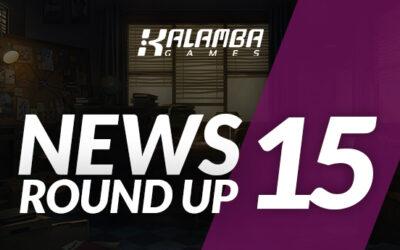 Kalamba News Round Up #15