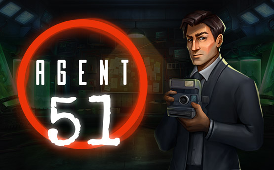 Agent 51 out now!
