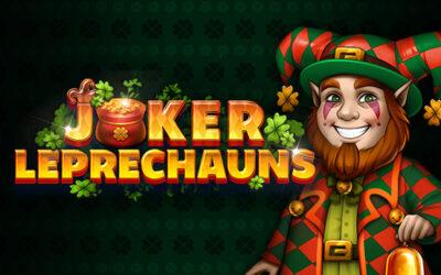Joker Leprechauns out now!