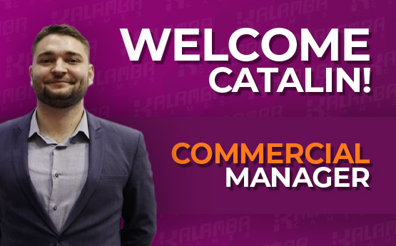 Catalin Negoita – Commercial Manager