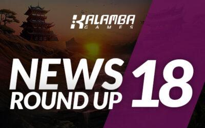 Kalamba News Round Up #18