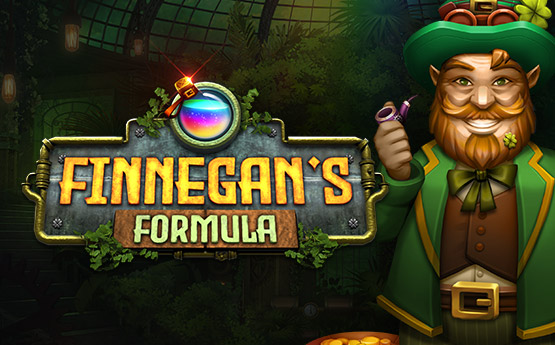 Finnegan's Formula out now!